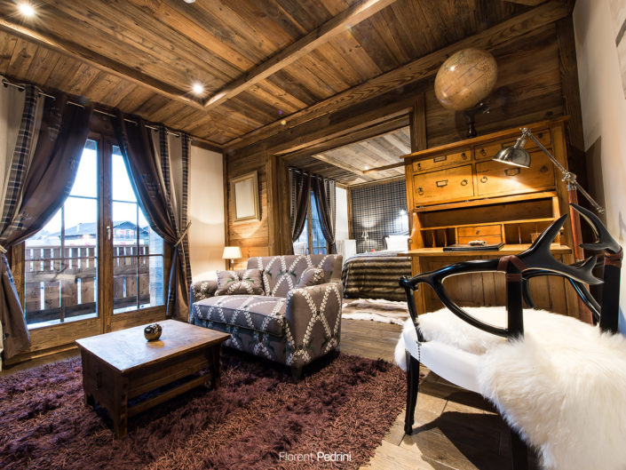 HOTEL LUXURY LE CHALET BLANC